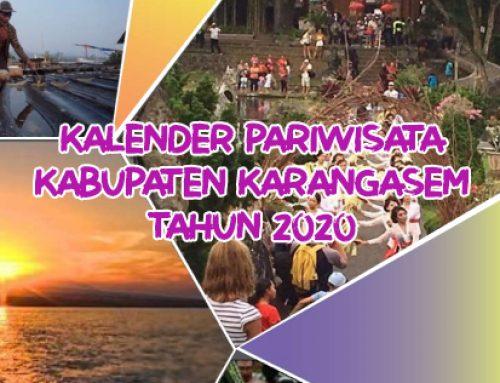 Kalender Pariwisata Tahun 2020 Kab. Karangasem