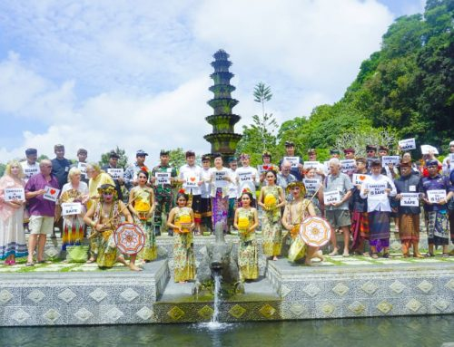 BALI IS SAFE AND KARANGASEM IS SAFE