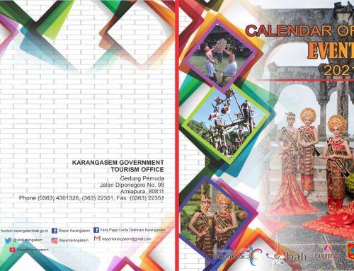 Kalender Event Pariwisata Kabupaten Karangasem Tahun 2021