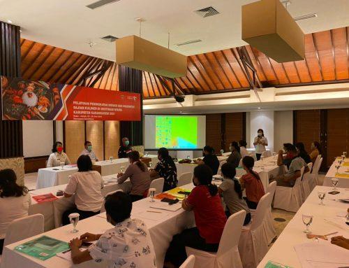 Pelatihan Peningkatan Inovasi dan Higienitas Sajuan Kuliner di Destinasi Wisata tahun 2021
