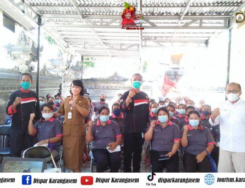 Pelatihan Peningkatan Kapasitas SDM Pariwisata Dan Ekraf Dalam Tata Kelola Kuliner Di Tulamben